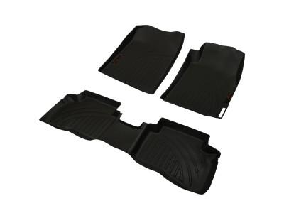 Hyundai Verna 5D Rubber Mat