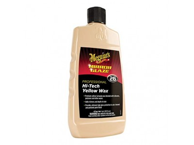 Meguiar's Hi Tech Yellow Wax