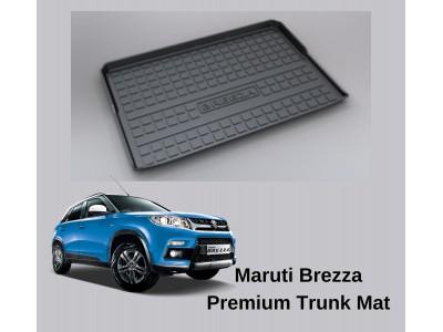 Maruti Suzuki Brezza Trunk Mat