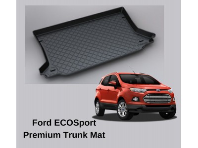 Ford ECOSport Trunk Mat