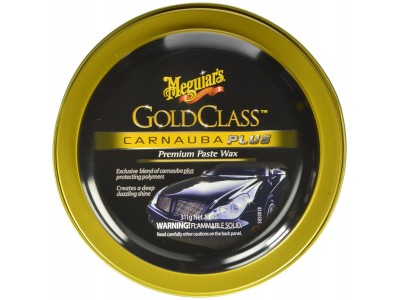 Meguiar's Gold Class Carnauba Plus Premium Paste Wax (311 ml)