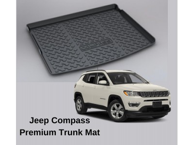 Jeep Compass Trunk Mat