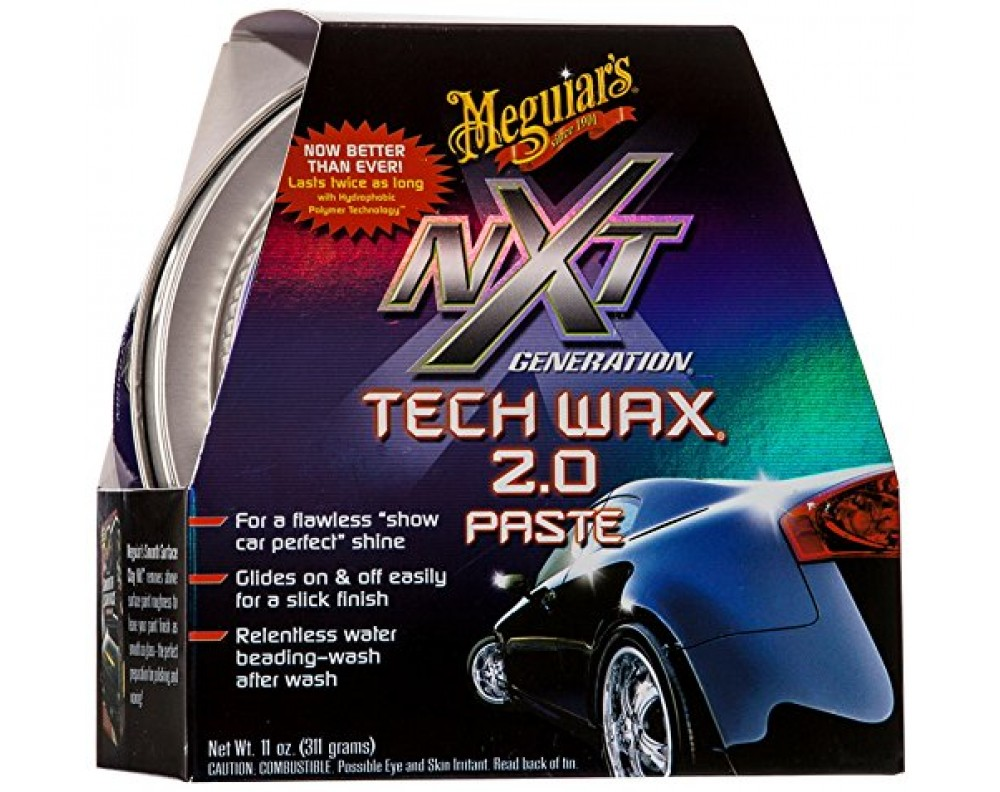 Meguiar's NXT Generation Tech Wax 2.0 Paste (311 ml)