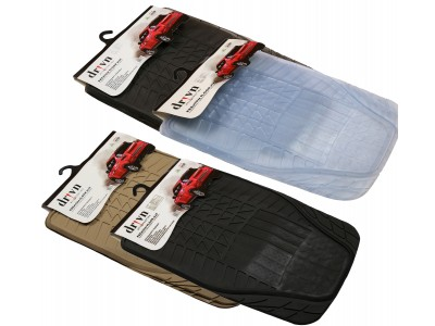 Drivn Universal Car Mat (Set of 5)